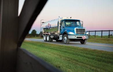MFA Oil Fuel Truck