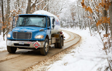 Winter Propane Safety Tips