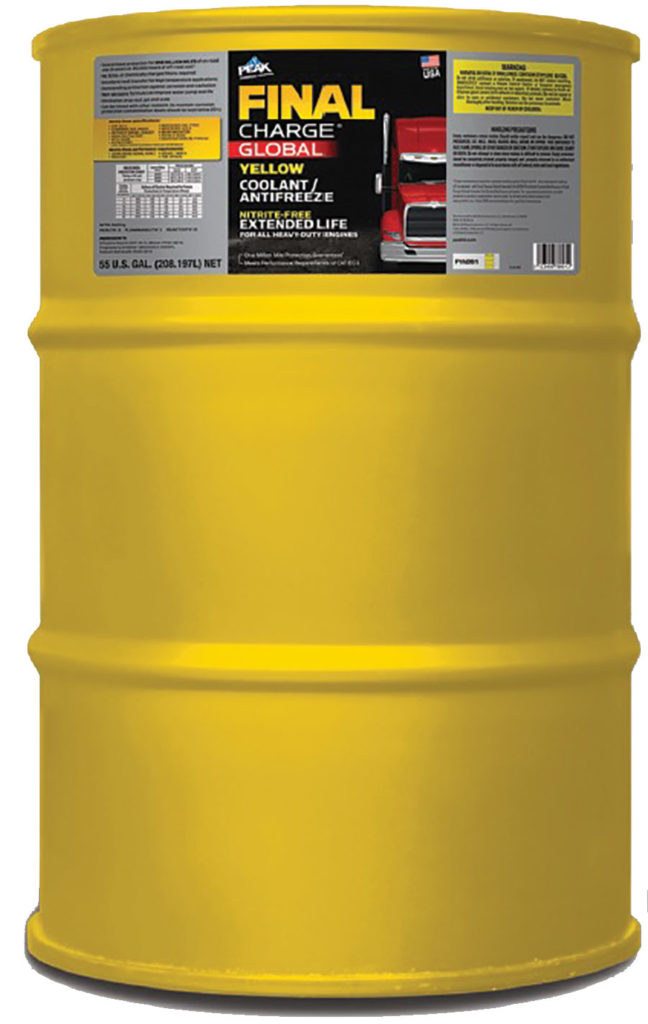 Extended Life Coolants Increase Uptime, Cut Costs