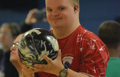 Special Olympics Missouri provides sports training and athletic competition for more than 15,000 children and adults with intellectual disabilities.