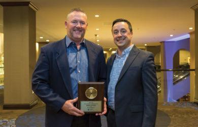 Mark Fenner Named Outstanding CEO Communicator