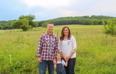 First Generation Rancher Blazes His Own Trail