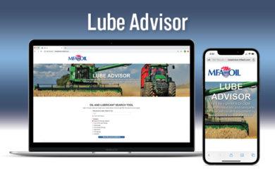 Lube Advisor