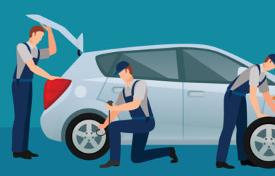 Gear Up Your Vehicle for Spring: 10-Step Maintenance Checklist