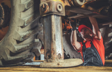 daily machinery inspections