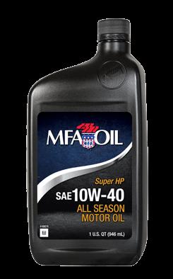 Super HP 10W-40 All Season Motor Oil
